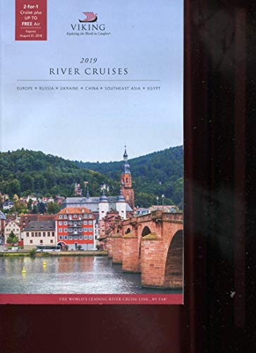 Viking 2019 River Cruises  Europe   Russia   Southeast Asia  Itineraries   Illustrated