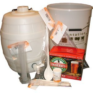 Microbrewery Kit (MICRO BREWERY 40 PINT BEER MAKING KIT HOME BREW)