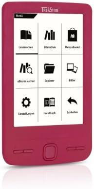 Trekstor Reader Pyrus mini - Lector de eBooks (pantalla de 4.3 ...