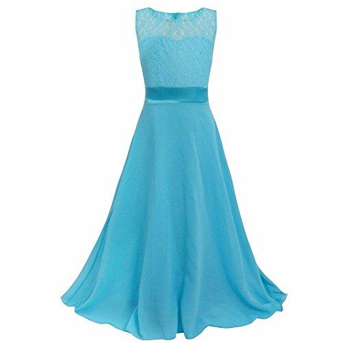 Pretty Blue Dress - 3