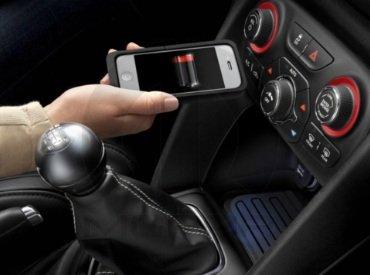 2013 NEW DODGE DART CELL PHONE CHARGING UNIT CHARGER MOPAR FACTORY OEM by Mopar