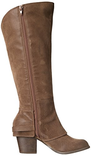 Fergalicious Vrouwen Lexy Westernlaars Taupe Wc