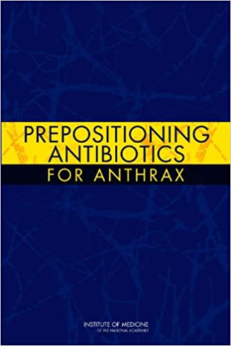 Prepositioning Antibiotics for Anthrax - Kindle edition by