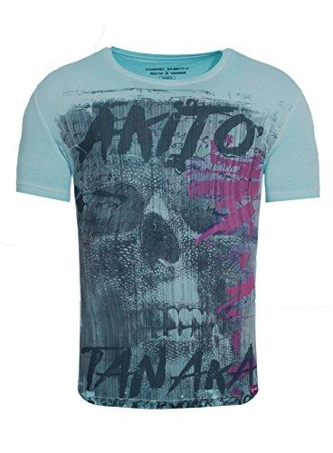 Akito Camiseta hombre el cr Tanaka Lucha para por de qwzw7Bt