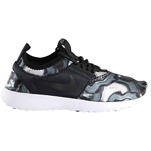 Nike Women's Juvenate PRT Shoes(Black/White/Grey, 8.5 B(M) US)