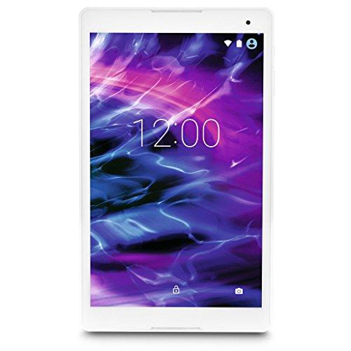 MEDION LIFETAB MD 99986 25,7cm (10,1) Tablet-PC, Intel Prozessor, Full HD, 2GB RAM, 32GB Speicher, OTA Update auf Android 6.0, weiß
