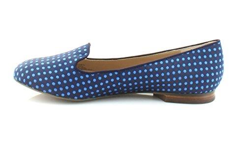 Arturo Chiang Womens Beatrixx Tuxedo Loafer Navy 8dRGcV