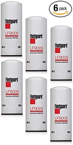 LF9009 Fleetguard Lube Filter Pack of 6