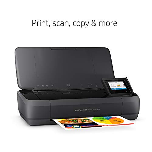 41bYjliBB9L - HP OfficeJet 250 All-in-One Portable Printer with Wireless & Mobile Printing (CZ992A)