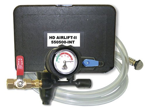 (UView 550500INT Heavy Duty Airlift II Cooling System Refiller)