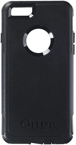 OtterBox COMMUTER SERIES Case for iPhone 6/6s - Pro Pack Packaging - BLACK