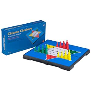 Magnetic Chinese Checkers Travel Set, 9.25 Inches