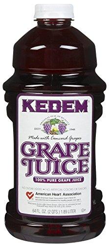 Kedem Concord Juice, Grape, 64-Ounce