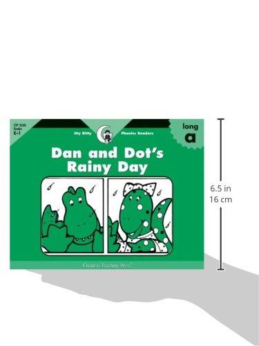 Dan and Dot's Rainy Day, Itty Bitty Phonics Reader (Itty-bitty Phonics Readers)