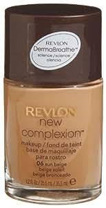 Revlon New Complexion Makeup, Sun Beige, 1.2 Ounces