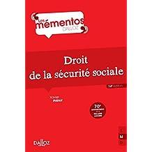 Droit de la sécurité sociale (Mémentos) (French Edition)