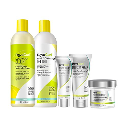 DevaCurl Miracle Workers Kit - Wavy