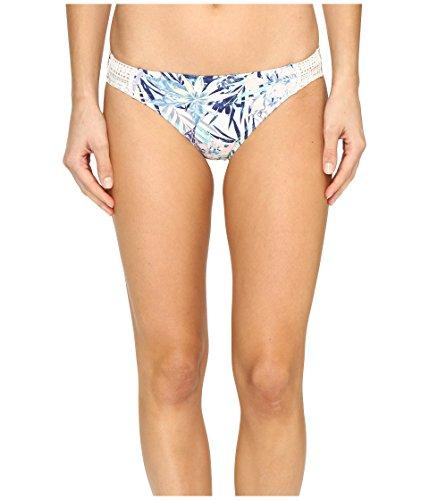Roxy Women's Sea Lovers Surfer Crochet Bikini Bottom, Marshmallow Beyond Love, M ()