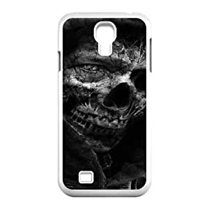 Skull Samsung Galaxy S4 Case White Yearinspace000108