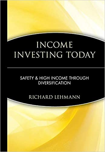 Amazon com: Income Investing Today: Safety and High Income Through
