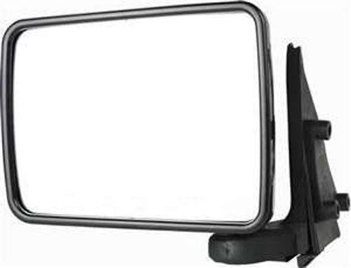 OE Replacement Dodge Ram 50/Mitsubishi Pickup Driver Side Mirror Outside Rear View (Partslink Number CH1320140)
