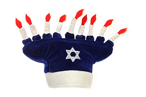 Israel Costume Ideas (Elope Happy Chanukah)