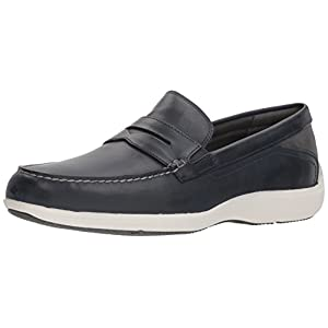 Rockport Men's Aiden Penny Driving Style Loafer