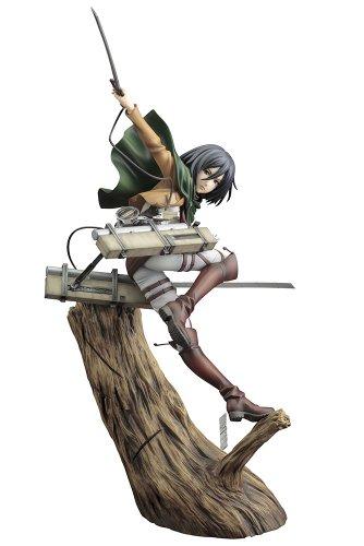 "Kotobukiya Mikasa Ackerman ""Attack On Titan""- ARTFXJ Statue"
