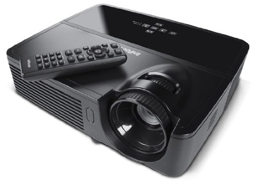 InFocus IN114 Portable DLP Projector, 3D ready, XGA, 2700 Lumens by InFocus Corporation