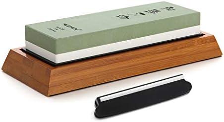 SGMYMX砥石 1000/6000は、竹、ブレードガイド砥石とベースメッシュの2in1砥石高両面砥石削り ウェット砥石
