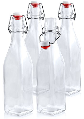 Estilo Swing Glass Bottles Square product image