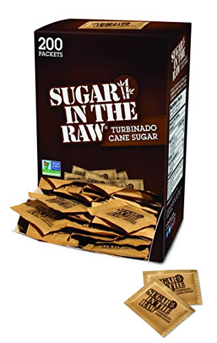 (Sugar In The Raw, 200 Count)