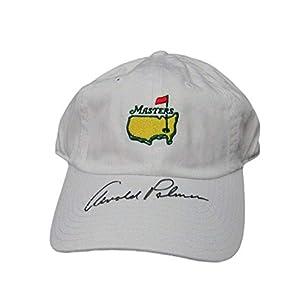 Arnold Palmer Autographed/Signed Masters Hat JSA 139102