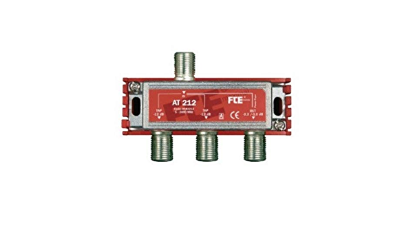 Fte-maximal at 212 - Derivador at-212 conexion -f 2 salida ...