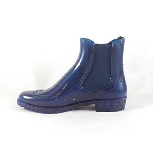 Botas mujer Rohde azul para azul zqw7qSdB