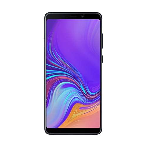 Samsung Galaxy A9 Smartphone 4G Octa Core Ram de 6 GB Memoria de 128 GB 4 Cámaras de 24 5 10 8 MP Bluetooth Android 6 3 Negro