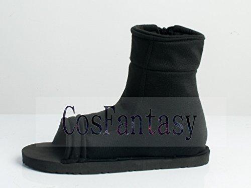 CosFantasy Japan Classic Anime Black Shippuden Ninja Shoes Cosplay Unisex mp000563 (EUR 36) by CosFantasy (Image #3)