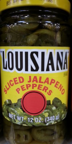 (Louisiana Sliced Jalapeno Peppers 12 Ounce (Pack of 3))