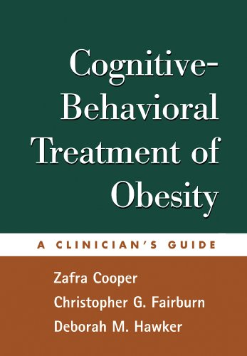 Cognitive-Behavioral Treatment of Obesity Pdf