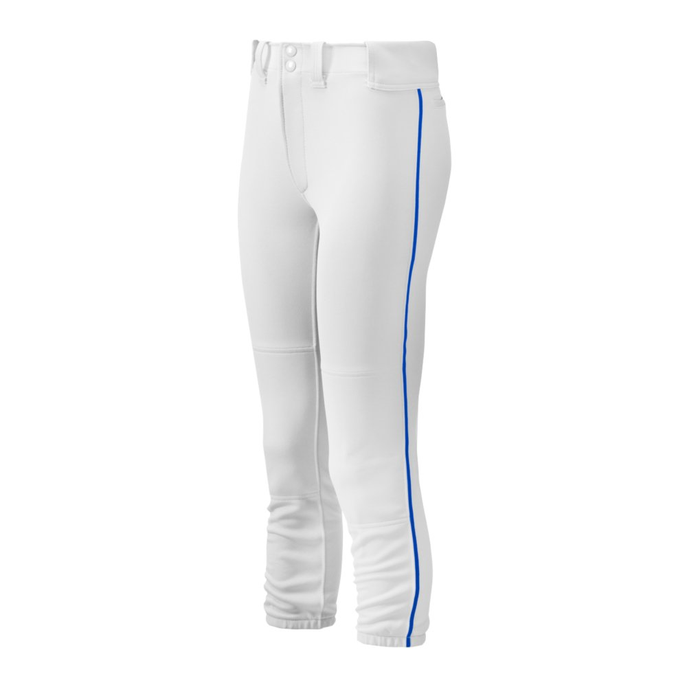 Mizuno Women's Select Belted Piped Pant 350314.0010.04.S-P