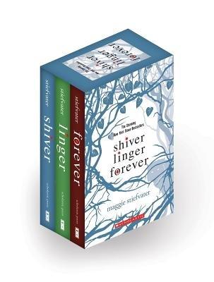 Shiver Trilogy Boxset (Shiver Linger Forever)[BOXED-SHIVER TRILOGY BOXSET (S][Boxed Set]