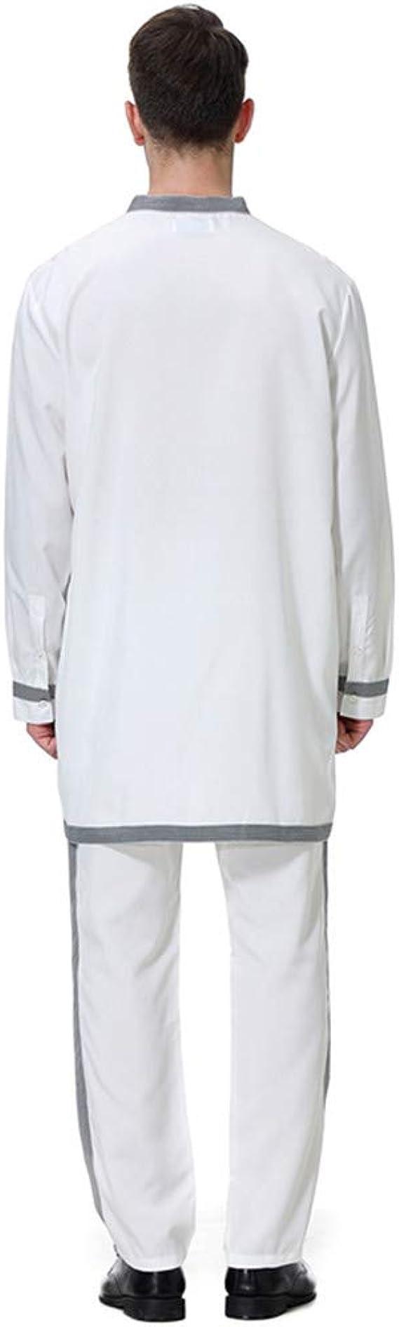 Camisas Arabes Hombre Manga Largo - Maxi Vestido Musulman Abaya Kaftan Dress Dubai Islamic Ropa: Amazon.es: Ropa y accesorios