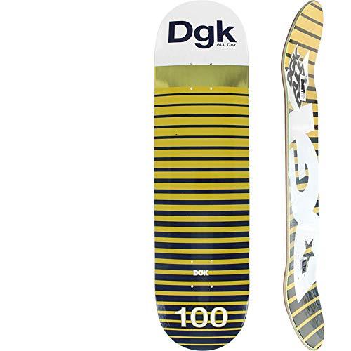 【格安saleスタート】 8.0インチ NO308【ディージーケー DGK デッキ】100 スケボー デッキ】100 YELLOW DECK DECK NO308 B07PM2RZ8F, HOBBYONE:4d08f4ad --- kickit.co.ke