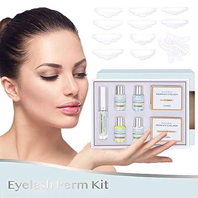 Glossiva Premium Eyelash Perm