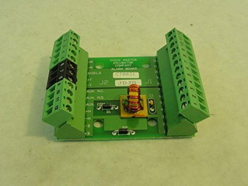 Chick Master CT0031 Alarm Board Circuit (Austin Chick)