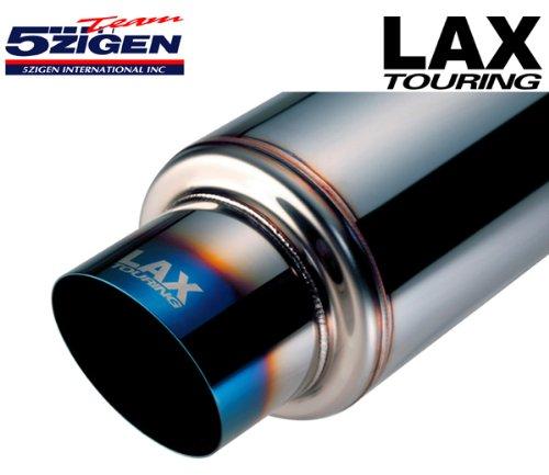 5ZIGEN (ゴジゲン) マフラー LAX TOURING (ラックスツーリング) アコードワゴン 【E-CE1】 [右側シングル] LAH002 B00A2NUNZW アコードワゴン 【E-CE1】 [右側シングル]