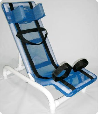 - Tilt-in-Space Bath Chair. Large Reclining Bath/Lounge. 18