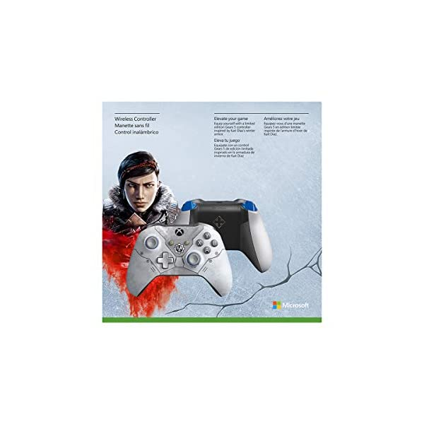Xbox Wireless Controller - Gears 5 Kait Diaz Limited Edition 9