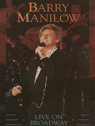Amazon.com: Barry Manilow: Live on Broadway: Barry Manilow ...