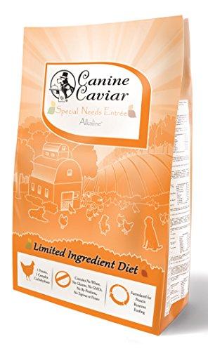 Canine Caviar Dry Special Needs Chicken/Rice, 11 lb (Caviar Pet Canine Food)